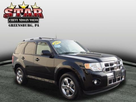Used Ford Escape 4X4 Limited